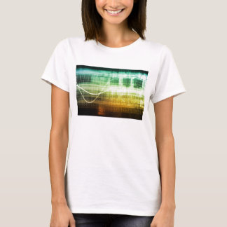 Data Protection and Internet Security Scanning T-Shirt
