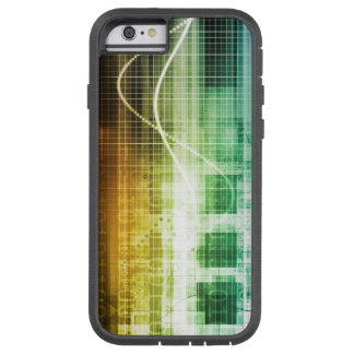 Data Protection and Internet Security Scanning Tough Xtreme iPhone 6 Case