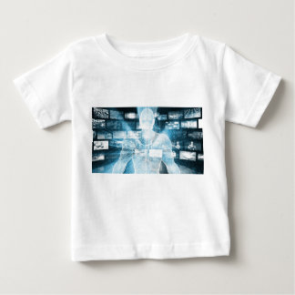 Data Protection and System Integrity as a Concept Baby T-Shirt