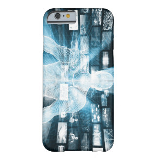 Data Protection and System Integrity as a Concept Barely There iPhone 6 Case