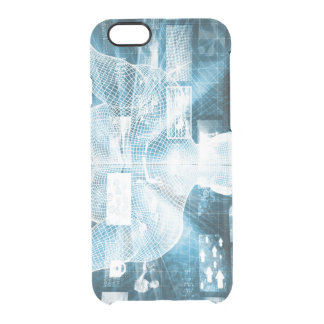 Data Protection and System Integrity as a Concept Clear iPhone 6/6S Case