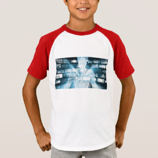 Data Protection and System Integrity as a Concept T-Shirt