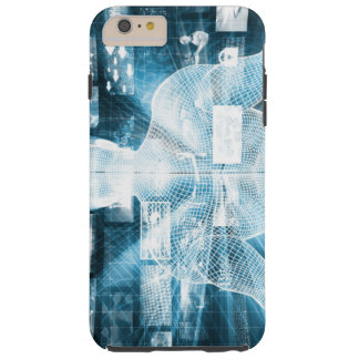 Data Protection and System Integrity as a Concept Tough iPhone 6 Plus Case