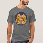 Date Clan Mon - Gold/Blue Field T-Shirt