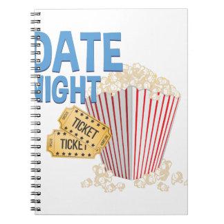 Date Night Notebooks