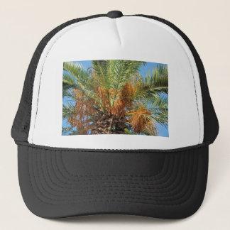 Date palm trucker hat