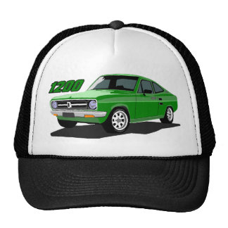 DATSUN 1200 Green Trucker Hat
