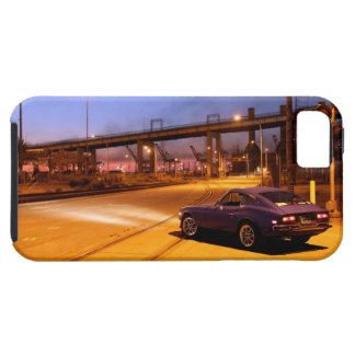 Datsun 240z at dusk iPhone 5 cases
