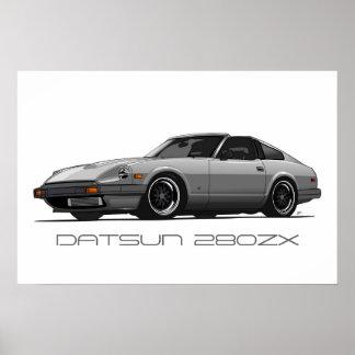 DATSUN 280ZX POSTER