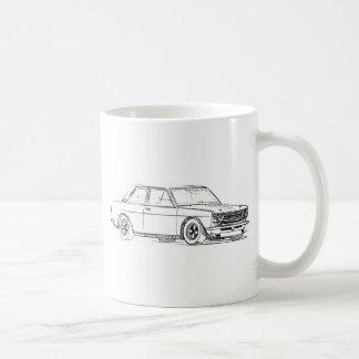 Datsun 510 mugs
