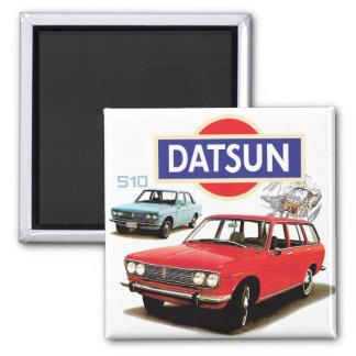 Datsun 510 square magnet