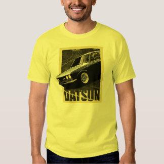 Datsun 510 Yellow Shirts