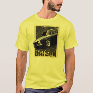Datsun 510 Yellow T-Shirt
