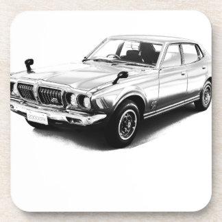 Datsun Bluebird 610 2000GTX 1974 Coaster