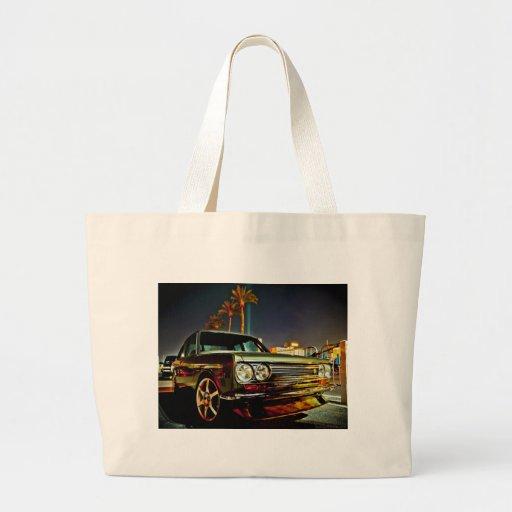 Datsun Bluebird SSS  510 coupe Canvas Bags