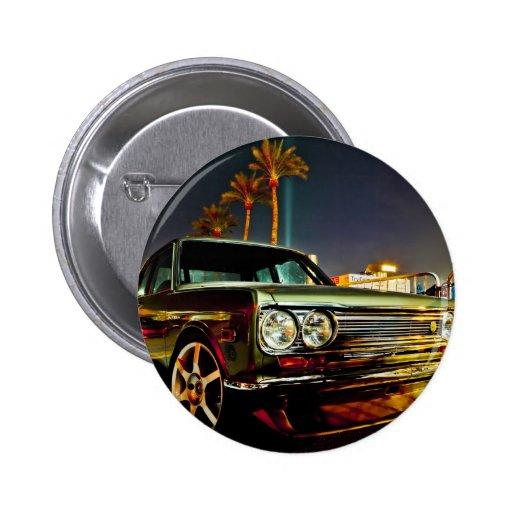 Datsun Bluebird SSS  510 coupe Pins