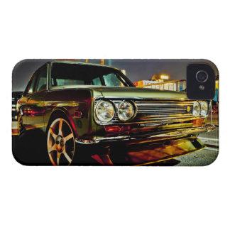 Datsun Bluebird SSS  510 coupe iPhone 4 Covers