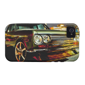 Datsun Bluebird SSS  510 coupe iPhone 4 Cover