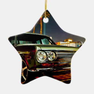Datsun Bluebird SSS  510 coupe Ceramic Star Ornament