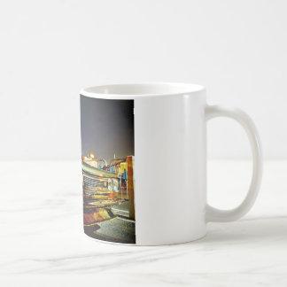 Datsun Bluebird SSS  510 coupe Classic White Coffee Mug
