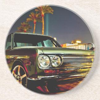 Datsun Bluebird SSS  510 coupe Beverage Coaster