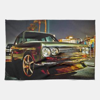 Datsun Bluebird SSS 510 coupe Kitchen Towels