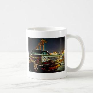 Datsun Bluebird SSS  510 coupe Basic White Mug