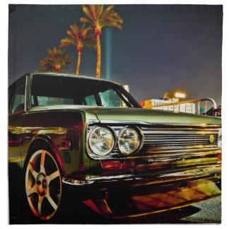 Datsun Bluebird SSS  510 coupe Cloth Napkin