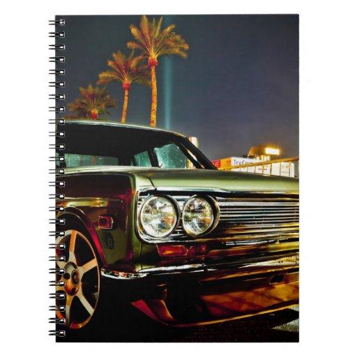 Datsun Bluebird SSS  510 coupe Note Books