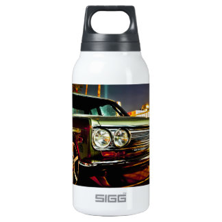 Datsun Bluebird SSS  510 coupe 10 Oz Insulated SIGG Thermos Water Bottle