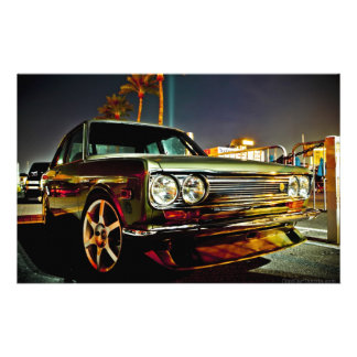 Datsun Bluebird SSS  510 coupe Custom Stationery