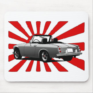 Datsun Fairlady Roadster mouse pad