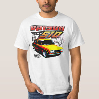 DATSUN Two Door Bluebird 510 T-shirt
