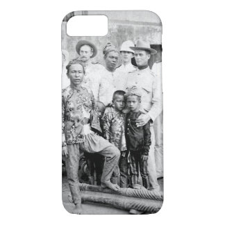 Datto Piang, King of Mindanao_War Image iPhone 7 Case