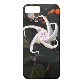 Datura Flower Bud iPhone 8/7 Case