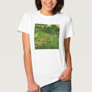 Daubigny's Garden by Vincent van Gogh, Vintage Art T-shirt