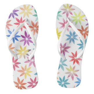 Daud Emem Designs Flip Flops