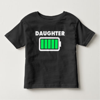 Daughter Full Battery Shirt