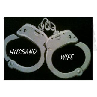 DAUGHTER-HUMOROUS WEDDING CARD