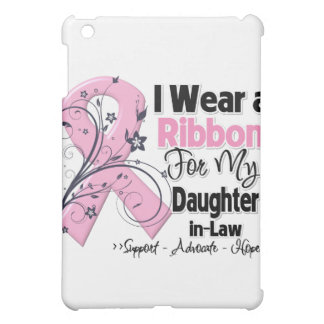 Daughter-in-Law - Breast Cancer Pink Ribbon iPad Mini Cases