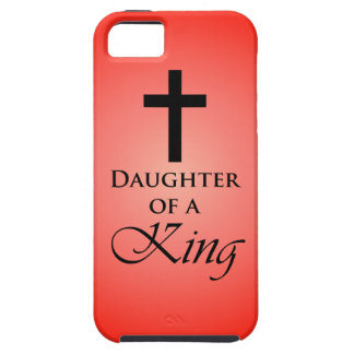 Daughter of a King iPhone 5 Cases