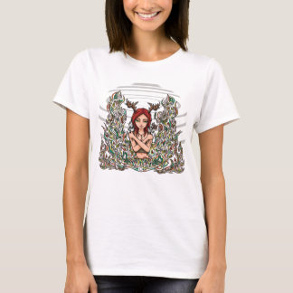 Daughter of Cernunnos T-Shirt
