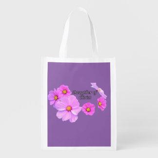 Daughter Of Christ Reusable Bag