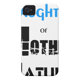Daughter Of Mother Nature iPhone 4 Case-Mate Cases