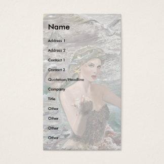Daughter of Oceanus! Business Card