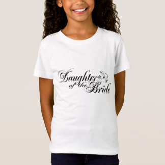 Daughter of the Bride - child T-Shirt