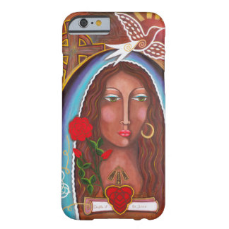 """Daughter of the Divine"" Barely There iPhone 6 Case"