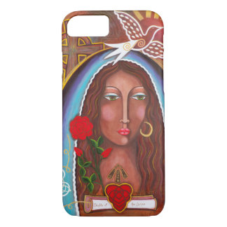 """Daughter of the Divine"" iPhone 7 Case"