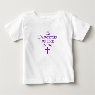 Daughter of the King design Baby T-Shirt