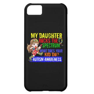 Daughter Rocks The Spectrum Autism iPhone 5C Cases